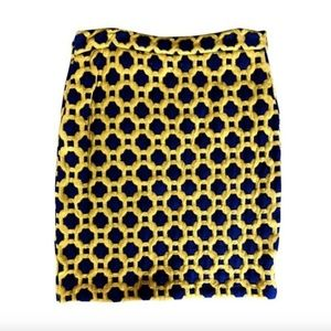 Anthropologie Skirts - NWT Anthropologie Tile Skirt by Charlie & Robin